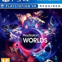 Playstation Worlds VR