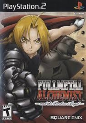 Full Metal Alchemist and The Broken Angel