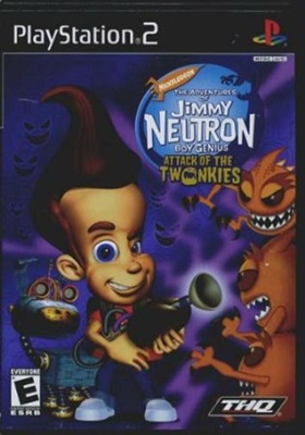 Adventures of Jimmy Neutron Attack