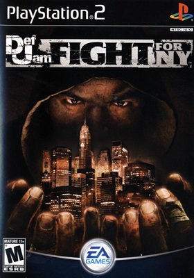 Def Jam For Fight NY