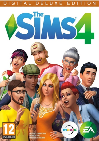 The Sims 4: Digital Deluxe Edition