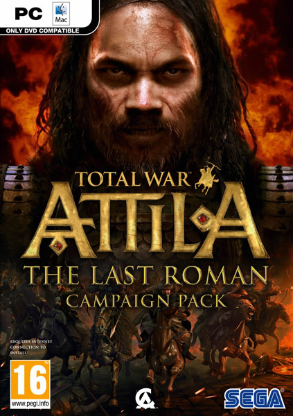 Total War: ATTILA – The Last Roman Campaign Pack