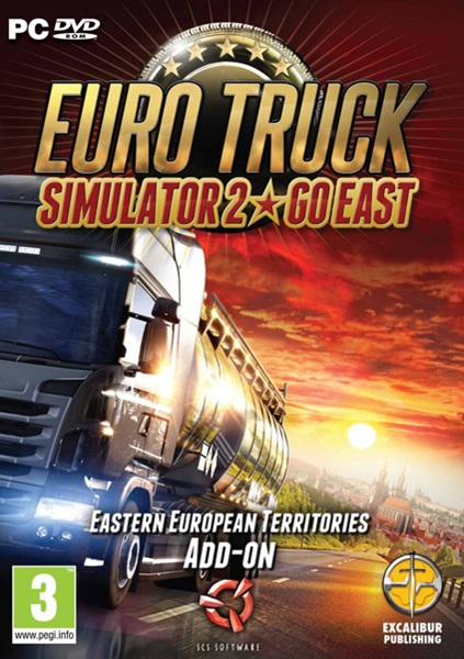 Euro Truck Simulator 2: Going East