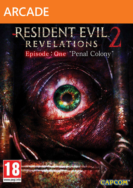 Resident Evil Revelations 2 Episode 1 Penal Colony