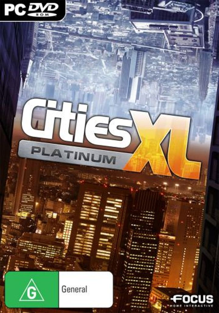 CitiesXl Platinum