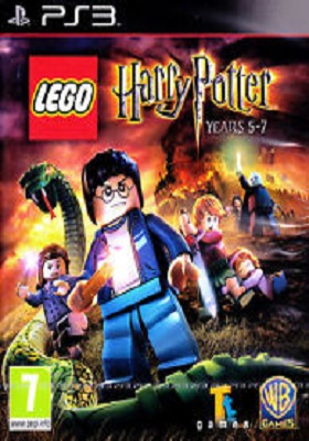 Lego Harry Potter 5-7 Years