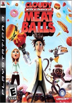 Cloudy Meatballs