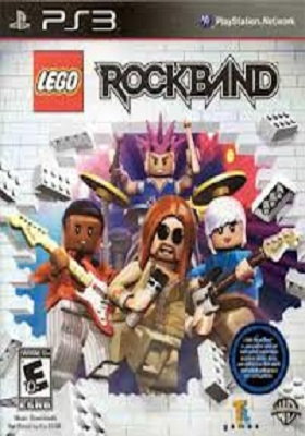Lego Rock the Band