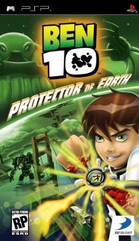 Ben 10 Protecter of Earth