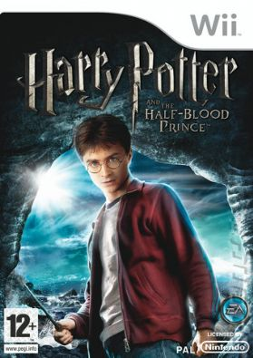 Harry Potter Half Blood P.