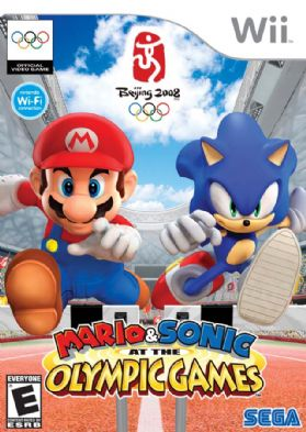 Mario&Sonic at Olympic Games