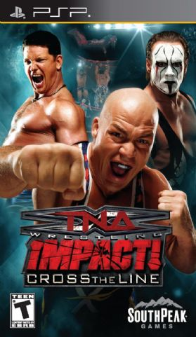 TNA İmpact Cross The Line