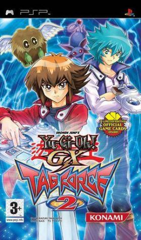 Yugioh Gx Tag Force 4