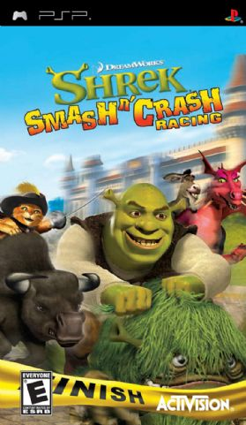 Shrek Smashn Crash Racing