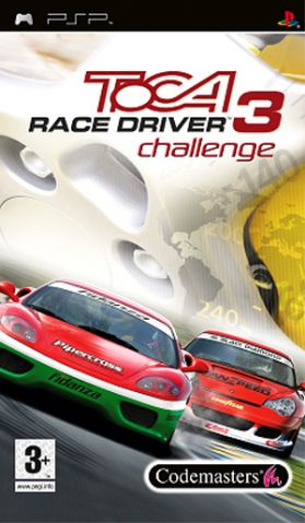 Toca 3 Race Driver Challenge
